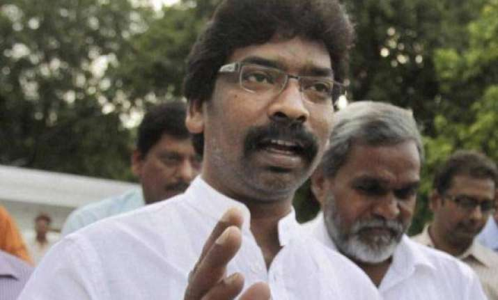 jharkhand polls cm hemant soren wins from barhet three ex