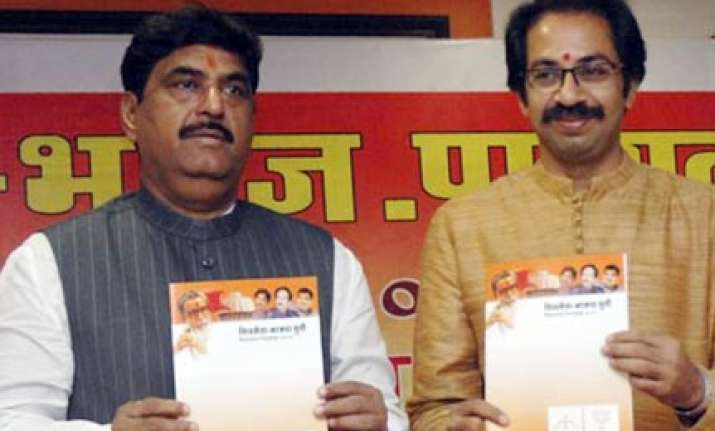 Sena Overestimated Its Strength In Maharashtra: BJP Journal