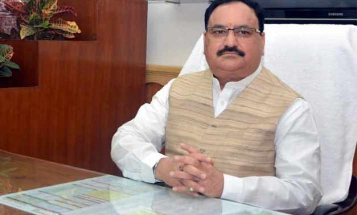 no need to panic monitoring the situation nadda on swine flu