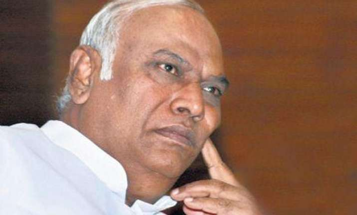bjp led government has renamed upa schemes kharge