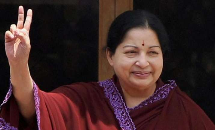 special court issues order for release of jayalalithaa