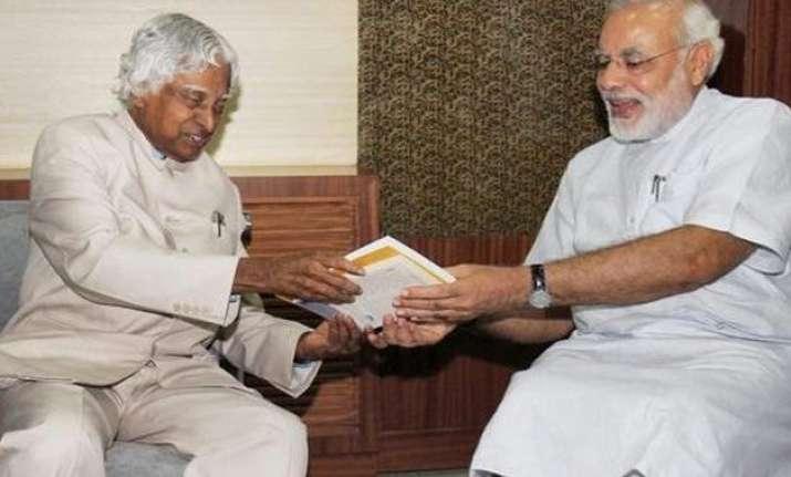 apj abdul kalam a rare gem recalls his vision for india pm