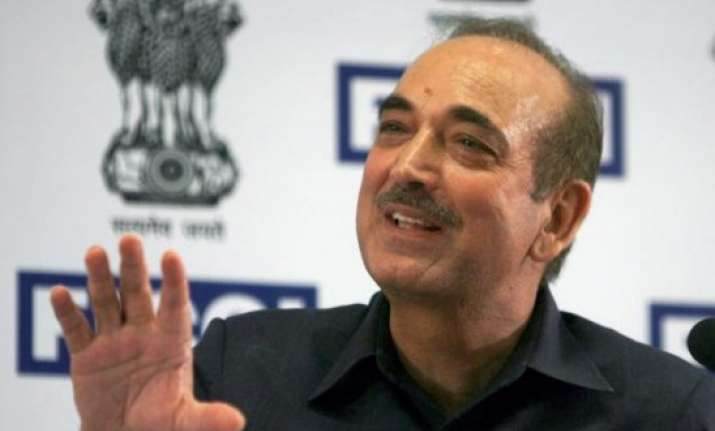 bjp will not reach double digits in j k assembly polls azad