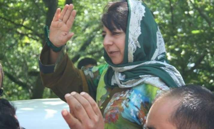 government with pdp in j k soon hints bjp