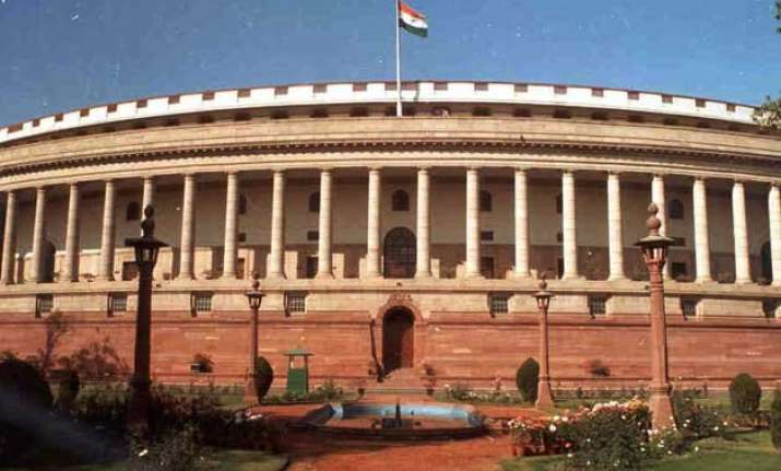 to end parliament logjam government to play dalit card