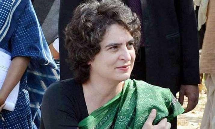 rti activist seeks info on land purchase by priyanka vadra