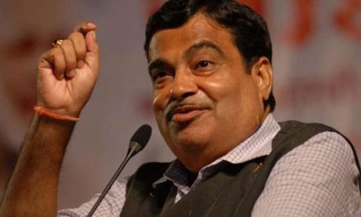 parties indulging in vote bank politics gadkari on