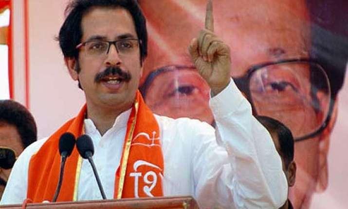 control over mumbai should lie with maharashtra govt shiv
