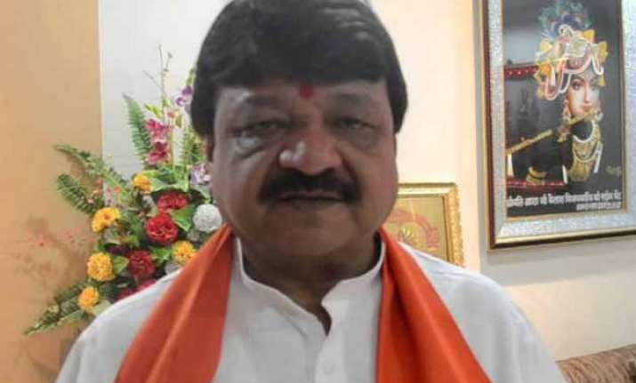 vyapam scam vijayvargiya defends his remarks over deceased