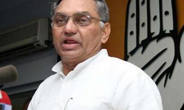 congress became weak due to some wrongs of upa ii dwivedi