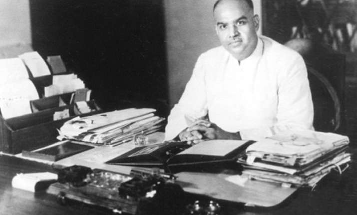 syama prasad mukherjee was a statesman pm modi