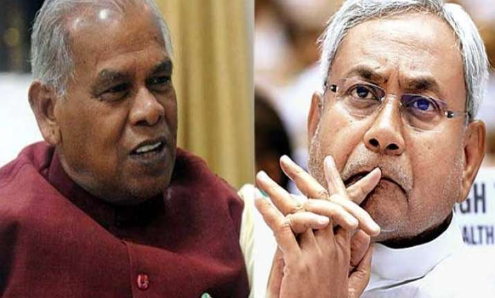 jitan ram manjhi questions nitish kumar over implementation