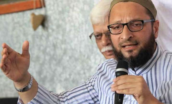 owaisi refused permission for public meeting in allahabad