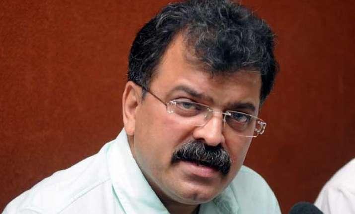 ncp mla jeetendra ahwad gets death threat