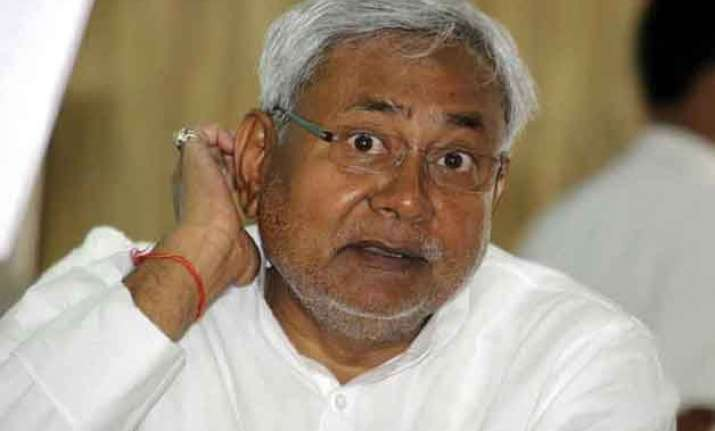 rail budget full of lofty ideas but no action plan nitish