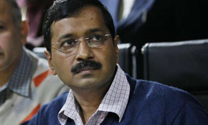 attempt being made to remove arvind kejriwal says aap