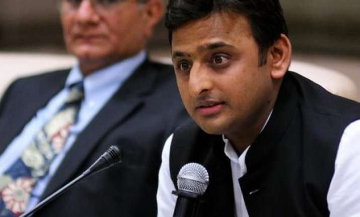 up cm akhilesh yadav cracks whip sacks eight of his