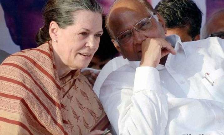 maharashtra polls hidden agenda behind ncp snapping ties