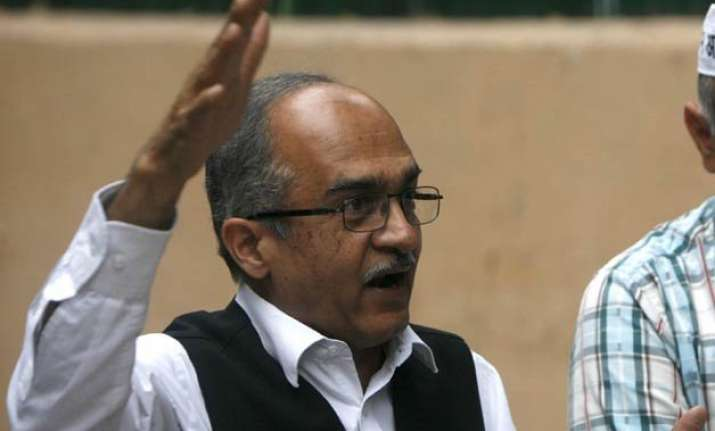 aap crisis prashant bhushan says truth will come out soon