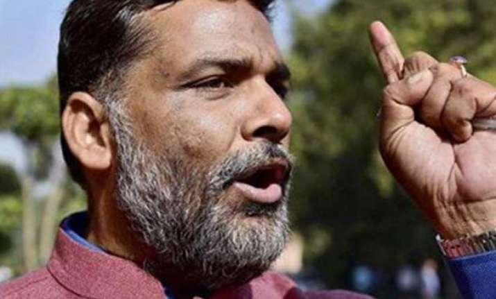 pappu yadav detained while enforcing bihar bandh