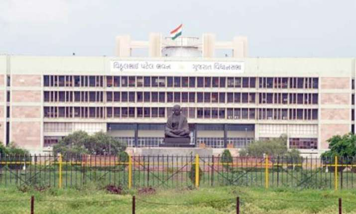 three day session of gujarat assembly to start from tomorrow