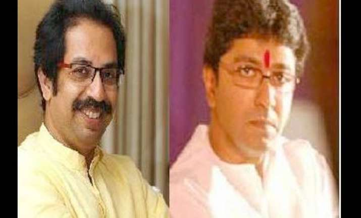 raj uddhav should patch up like ambanis sena
