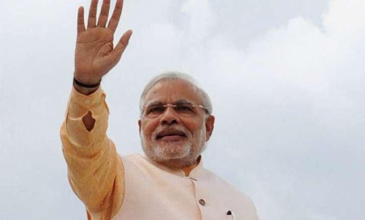 pm modi in chattisgarh violence has no future peace does