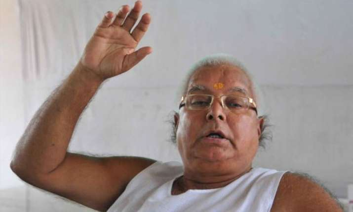 lalu yadav first says hindus eat beef takes u turn later on