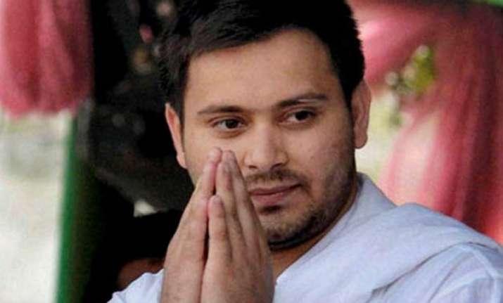 bihar polls tejaswi yadav dares chirag paswan to reveal