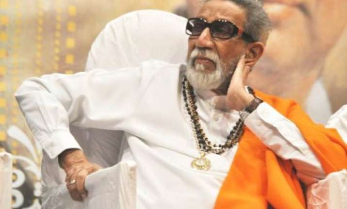 shiv sena coming up with a film on bal thackeray next month