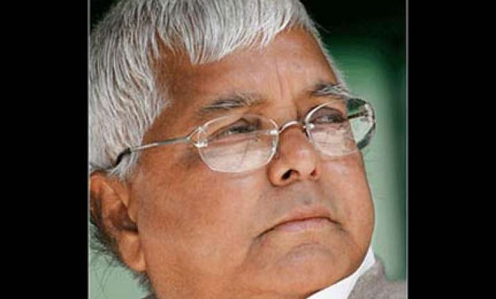 bjp flays lalu for his remarks against upper castes