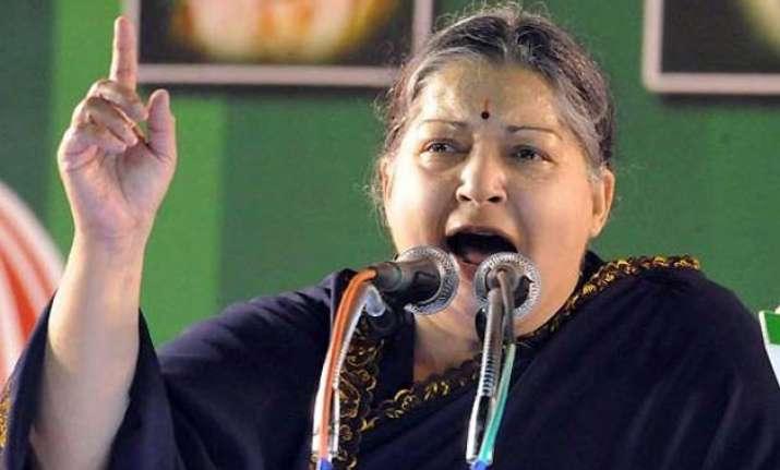 jayalalithaa opposes fuel price hike