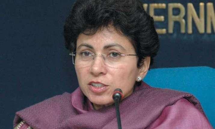 congress will raise jnu issue in parliament kumari selja