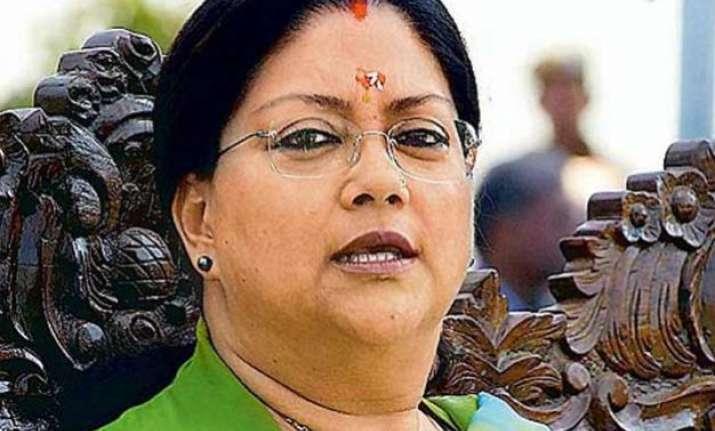 bjp races ahead in rajasthan civic polls