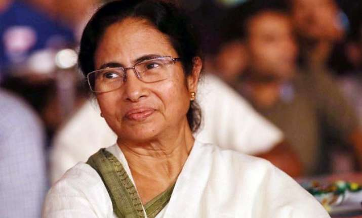 will take on bjp congress cpi m in 2016 mamata banerjee