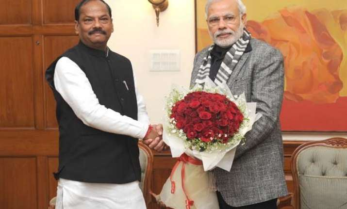 raghubar das urges pm to include 6 j khand cities in smart