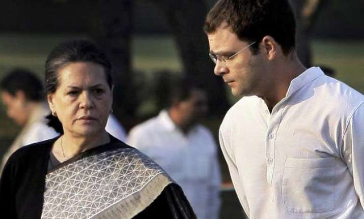 sonia rahul ask manipur government to ensure speedy relief