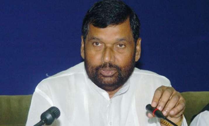 paswan says nda will fight bihar polls under modi