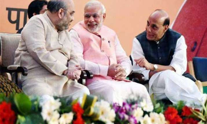 sentiment in bjp against forming coalition government