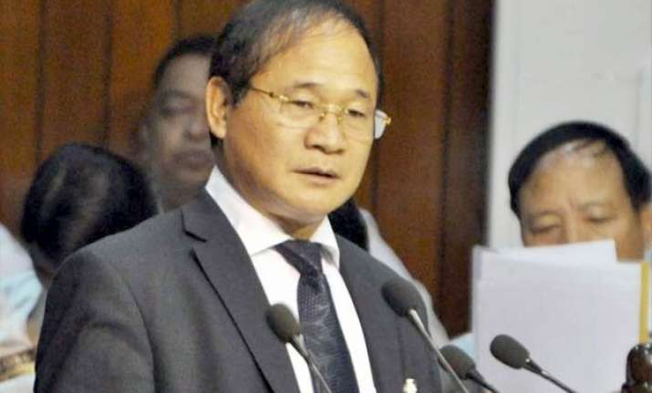 arunachal cm seeks special package for state from centre