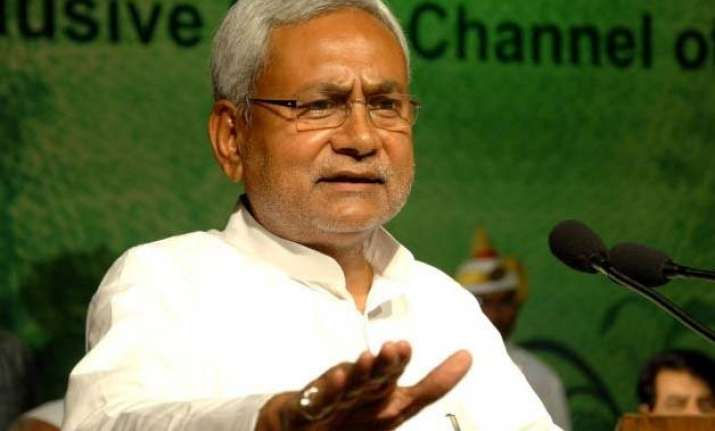 nitish kumar soft spoken and socialist at heart