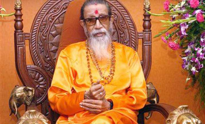 thackeray criticises new ticket distribution system in sena