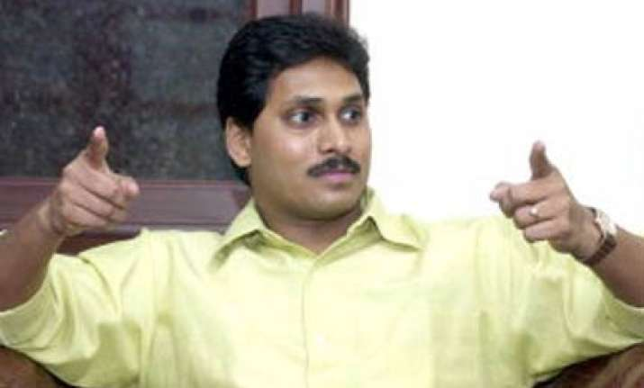 jagan to meet sonia express regret says his uncle