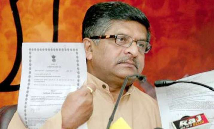 bjp claims its stand on cvc vindicated