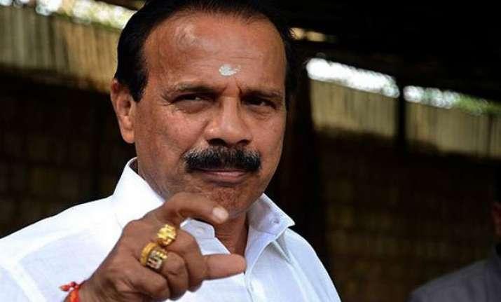 union law minister demands cbi probe into ias officer s