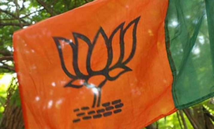 bjp to launch membership drive from november 1