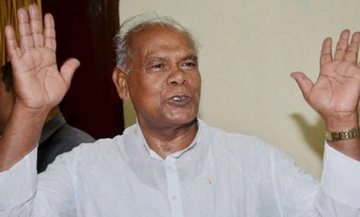 bihar polls manjhi s poll promise has upper castes worried