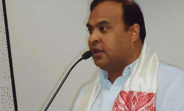 assam ex minister himanta biswa sarma meets amit shah to