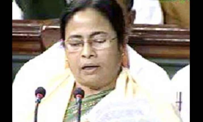 my absence has not impacted functioning of railways mamata