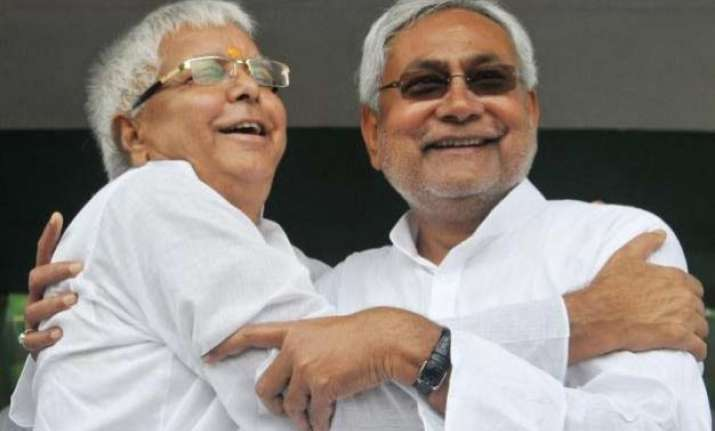 lalu prasad to accept nitish as cm candidate in upcoming